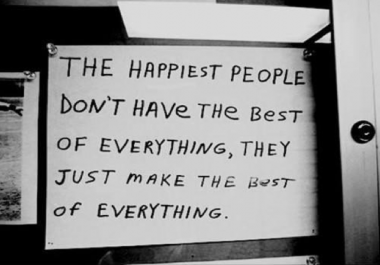 give you 8 easy tips on how to boost your happiness