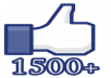 get you 1500+ Facebook likes on your Facebook page