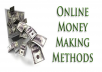 give you 6 extensive tips on making easy$$$$ online